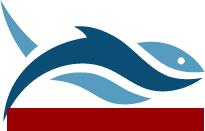 Logo khô cá miền tay